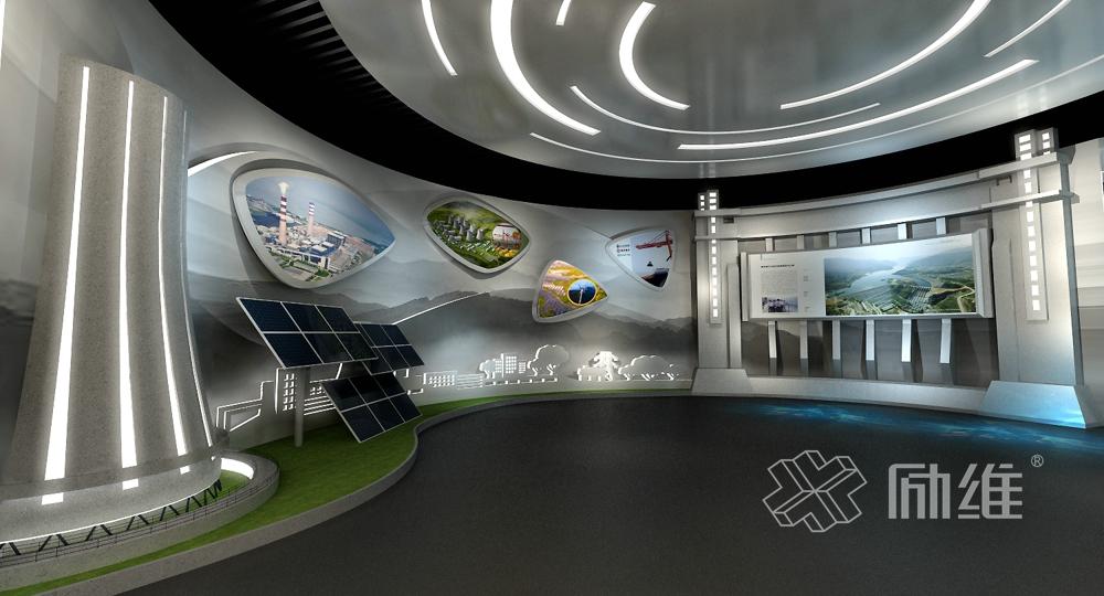 多媒体企业文化展厅