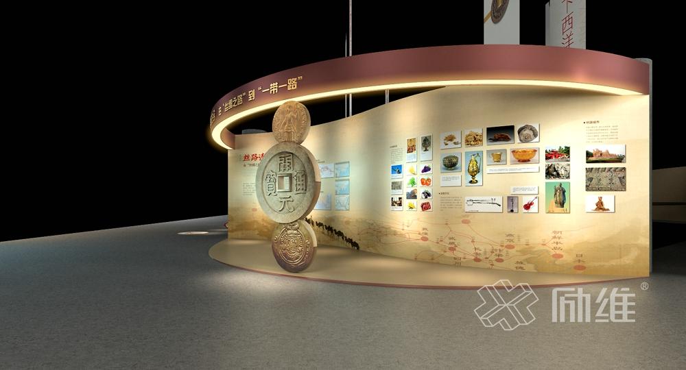 展厅设计是什么意思?企业展厅策划设计要点望笑纳